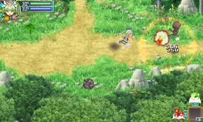Rune Factory 4 Screen 4