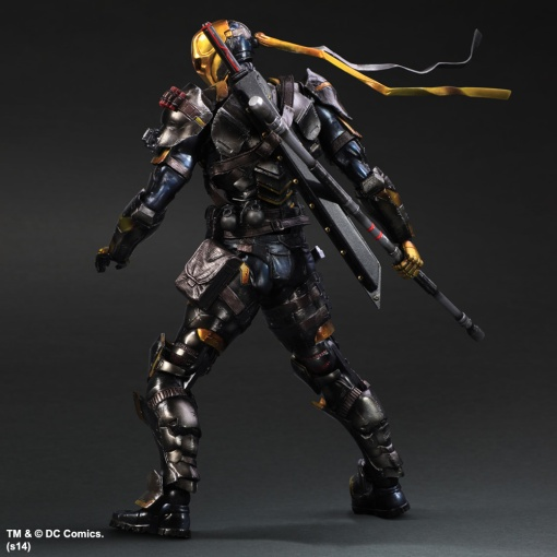Deathstroke Limited Edition NYCC03
