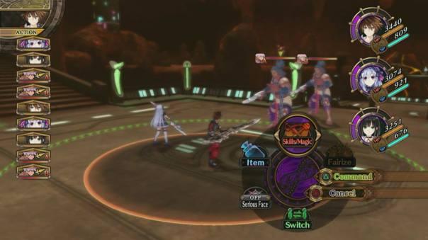 Fairy Fencer F SC01
