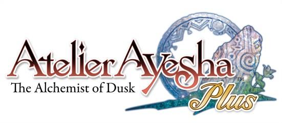 Atelier Ayesha Plus_Logo