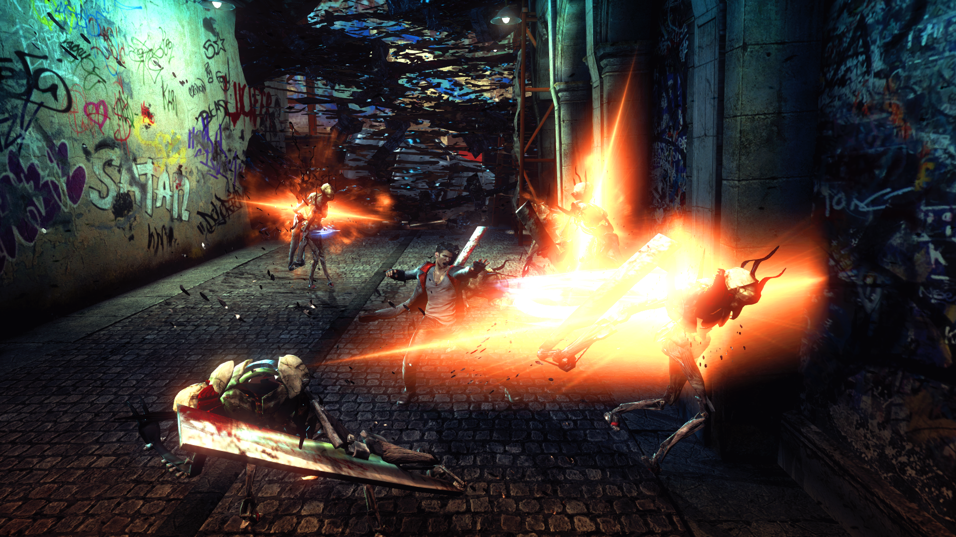 Capcom Announces Two Devil May Cry Remakes for 2015 | Blast