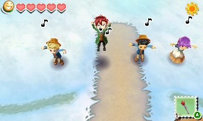 StoryofSeasons_Winter Chorus