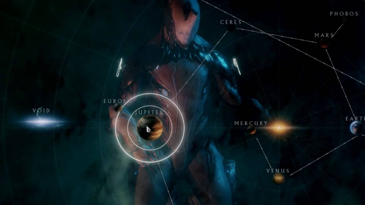 New To Warframe And Overwhelmed By Star Chart 3 0 We Have A