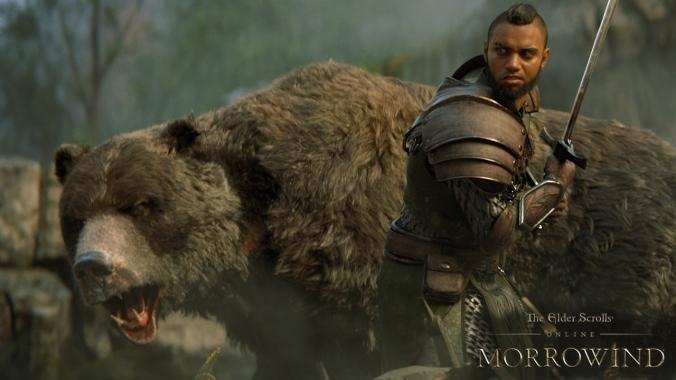 ESO_Morrowind_Warden