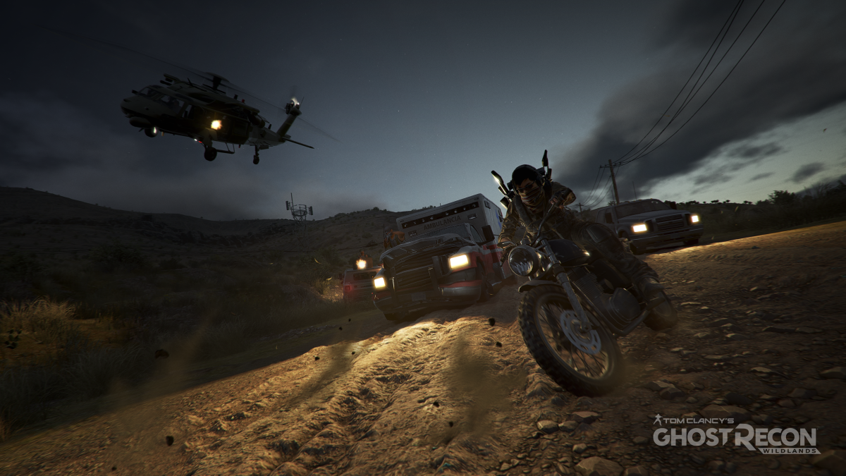 Ghost Recon S Wildland S Ghost War Pvp Mode To Enter Beta Soon