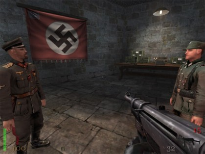 Return-to-Castle-Wolfenstein