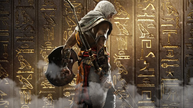 bayek-2560x1440-assassins-creed-origins-hieroglyphs-4k-9627