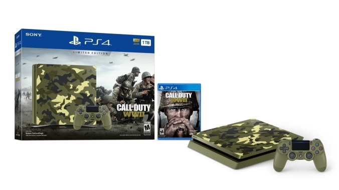 call_of_duty_ww2_ps4_bundle