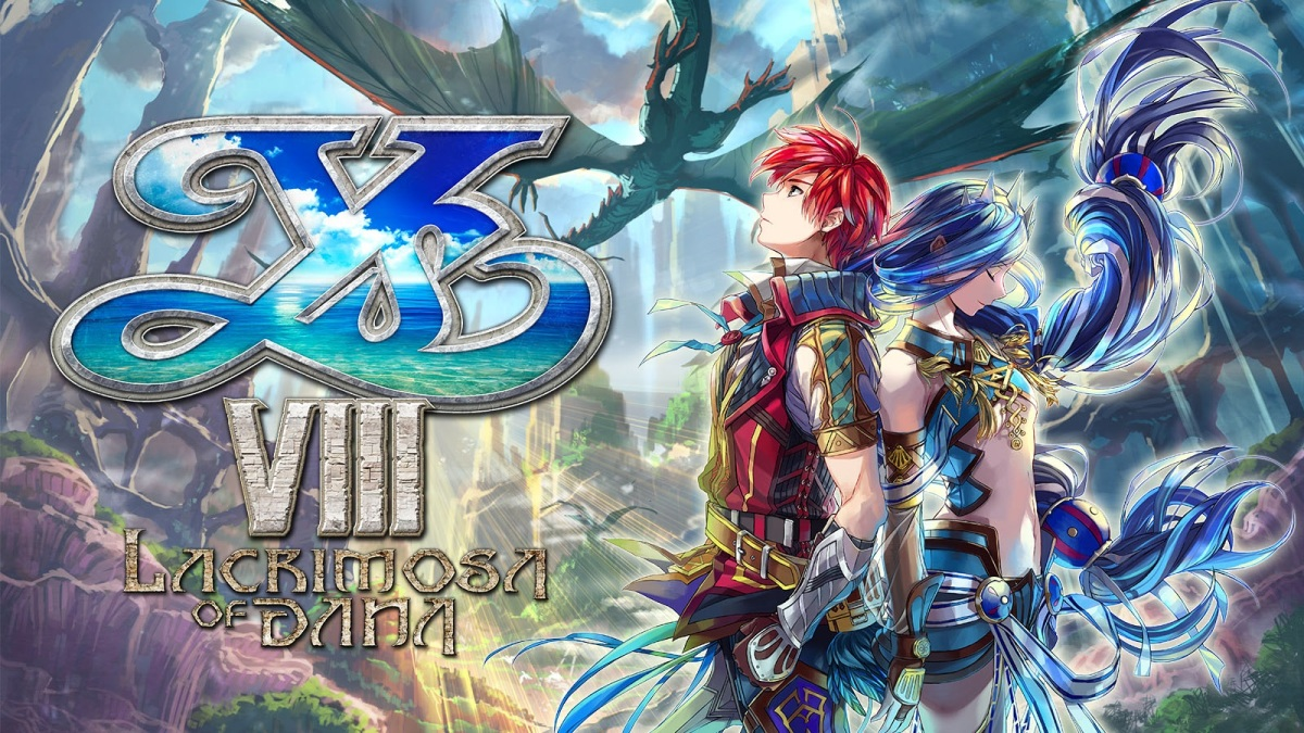 Ys VIII: Lacrimosa of Dana for Switch Receives a Release Date