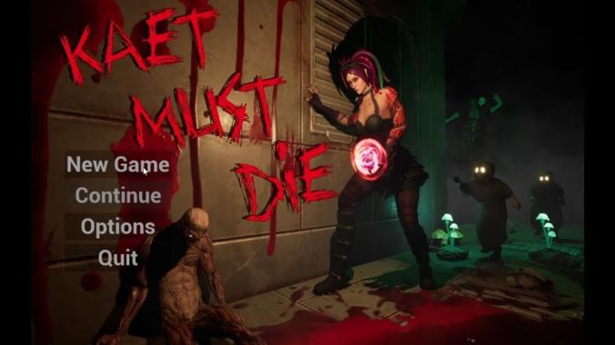 Kaet_Must_Die_Menu