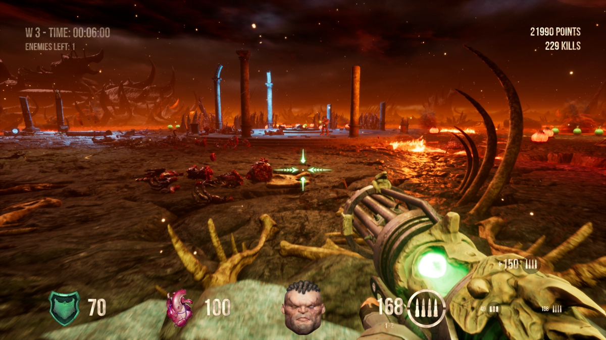 Hellbound is stomping its way onto Kickstarter