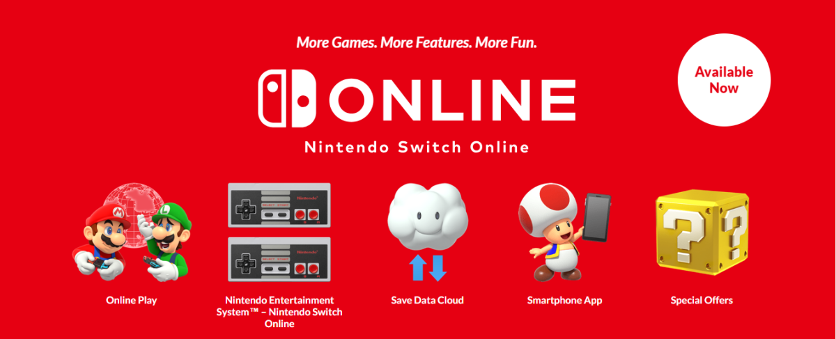 Here's the first set of NES Games with a Nintendo Switch Online Subscription