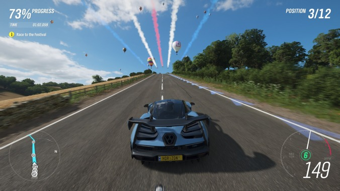 Review: Forza Horizon 4 – Greatness is just over the horizon