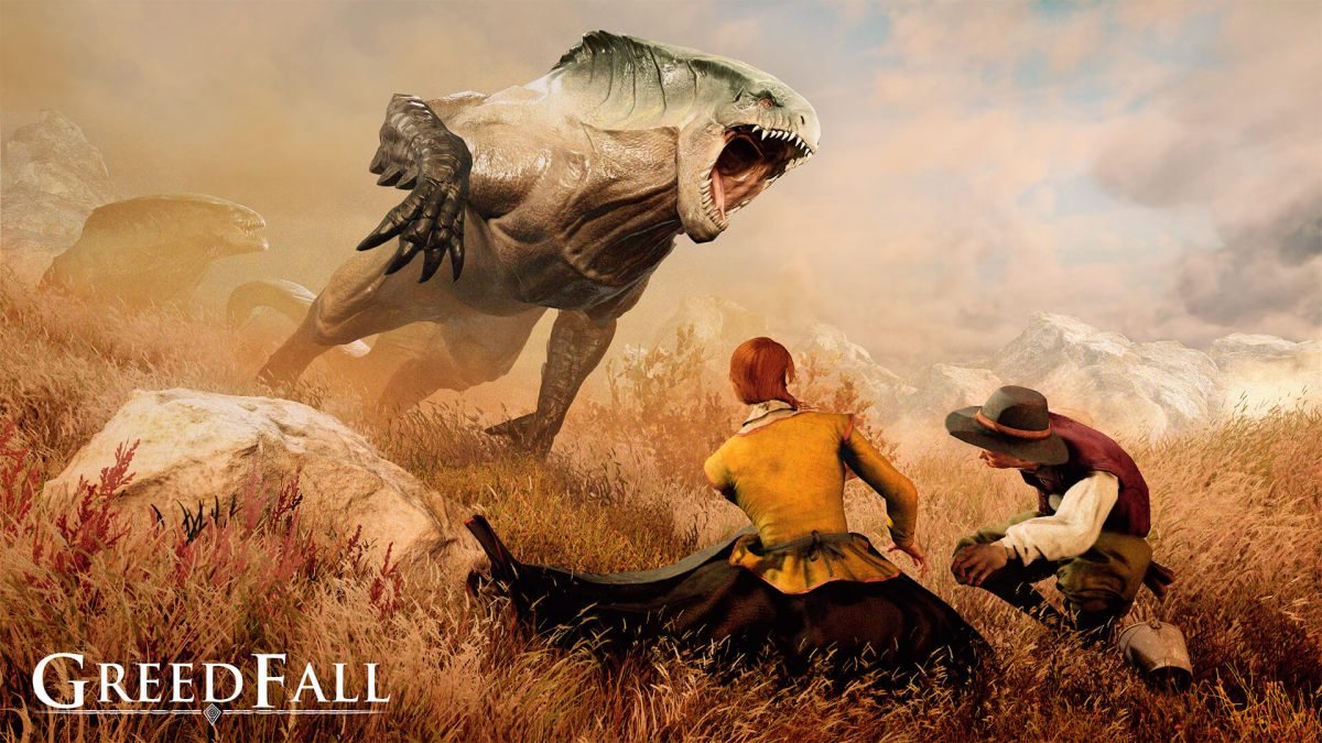 Spiders reveal 'GreedFall' character customization and classes in their latest trailer